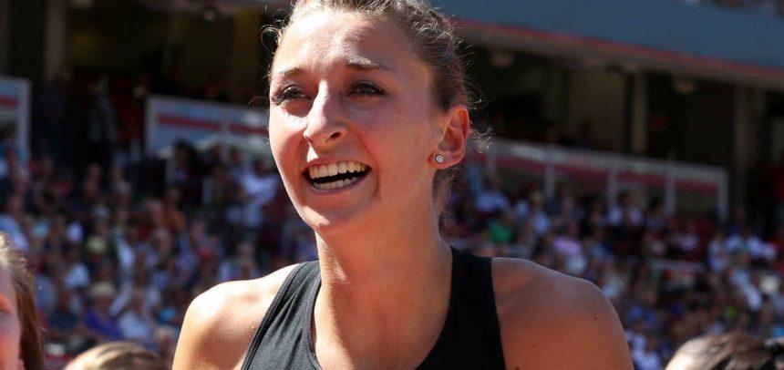 Christina Hering beschließt erfolgreiche Saison beim ISTAF
