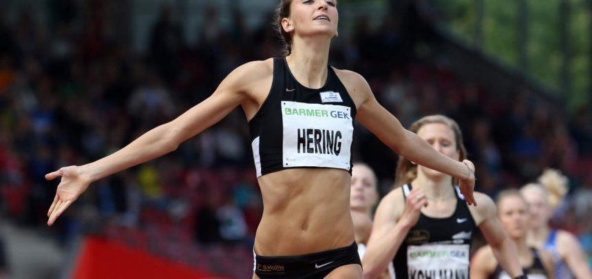 Christina Hering steht zur Wahl zur Sportlerin des Jahres