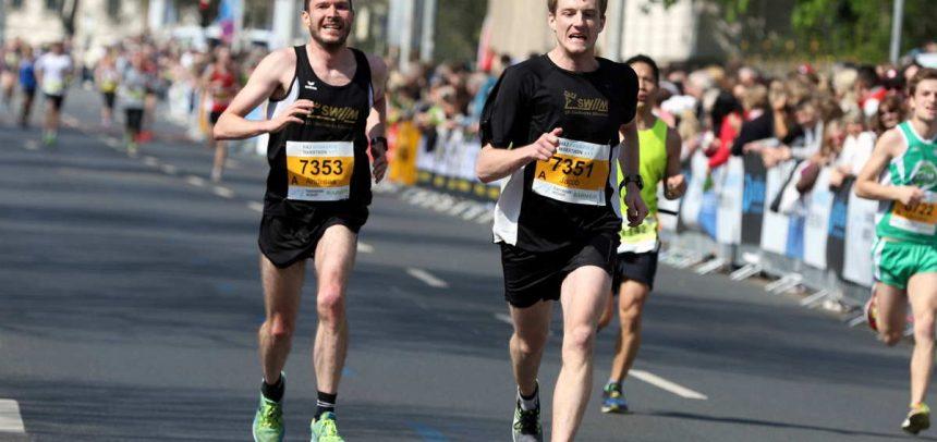 Gute Einzelleistungen und Platz acht mit der Mannschaft bei Halbmarathon-DM