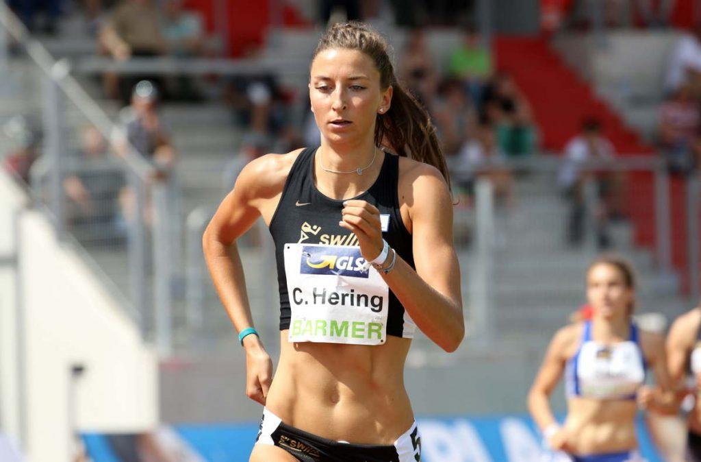Christina Hering von der LG Stadtwerke München