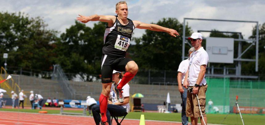U20-Bestenliste männlich: LG Stadtwerke 17 Mal vertreten