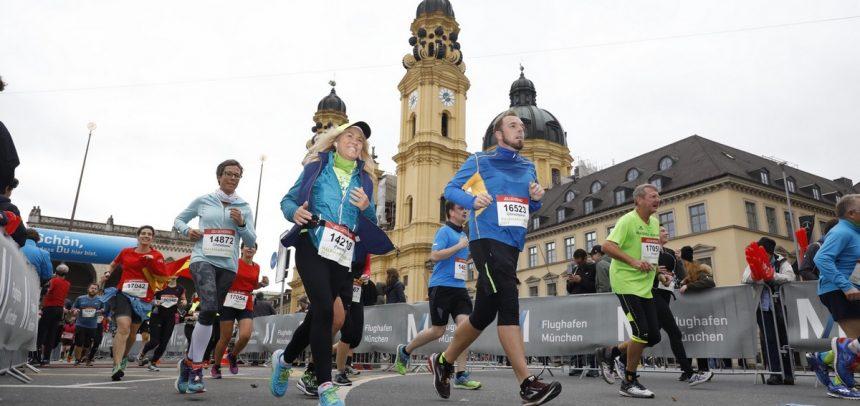 München-Marathon: Meyer und Bleistein gewinnen Heimspiel