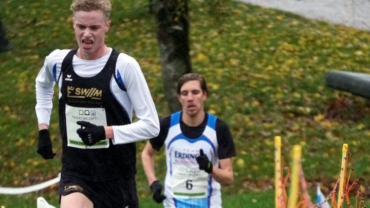 Allgayer überzeugt bei Crosslauf im Olympiapark