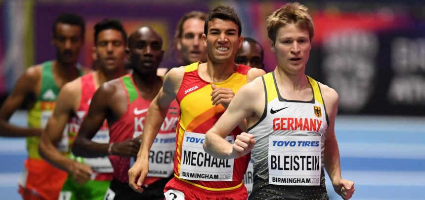 Bleistein steht im 3000-Meter-Finale der Hallen-WM