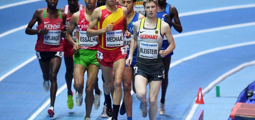 Bleistein wird Achter im WM-Finale über 3000 Meter