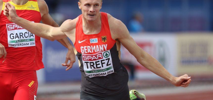 Trefz verpasst direkte WM-Quali mit deutschem Quartett