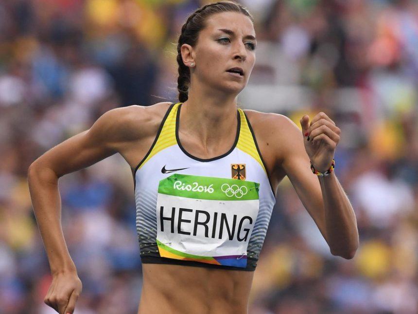 Christina Hering verpasst olympisches Halbfinale