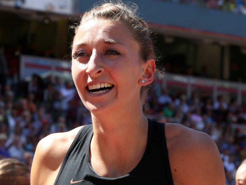 Christina Hering ergänzt WM-Team für London