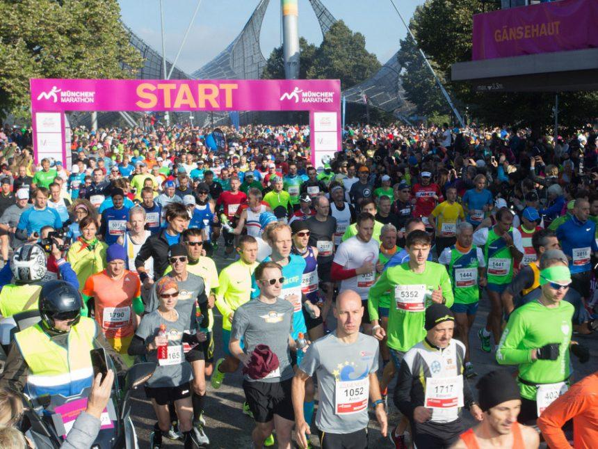 LG-Langstreckler mit starken Leistungen beim München Marathon
