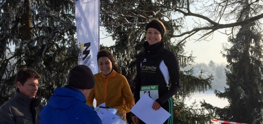 LG-Doppelsieg beim Frauenrennen des Stadion-Cross