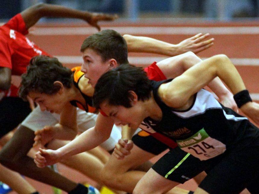 Breite und Spitze – beim Munich Indoor war beides geboten