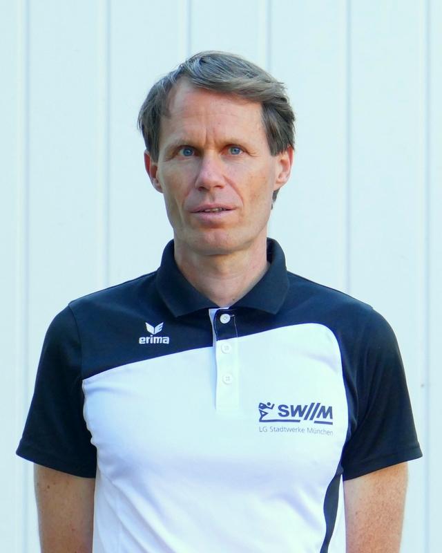 Henning Tietmann, Trainer der LG Stadtwerke München
