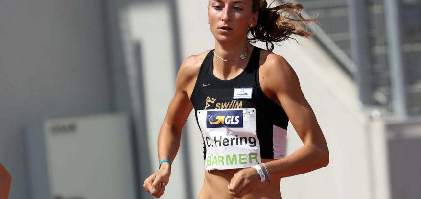 Christina Hering für Universiade in Taiwan nominiert