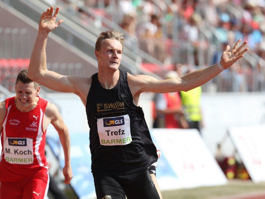 Zwei Titel und zweimal Bronze für LG SWM bei Deutschen Meisterschaften