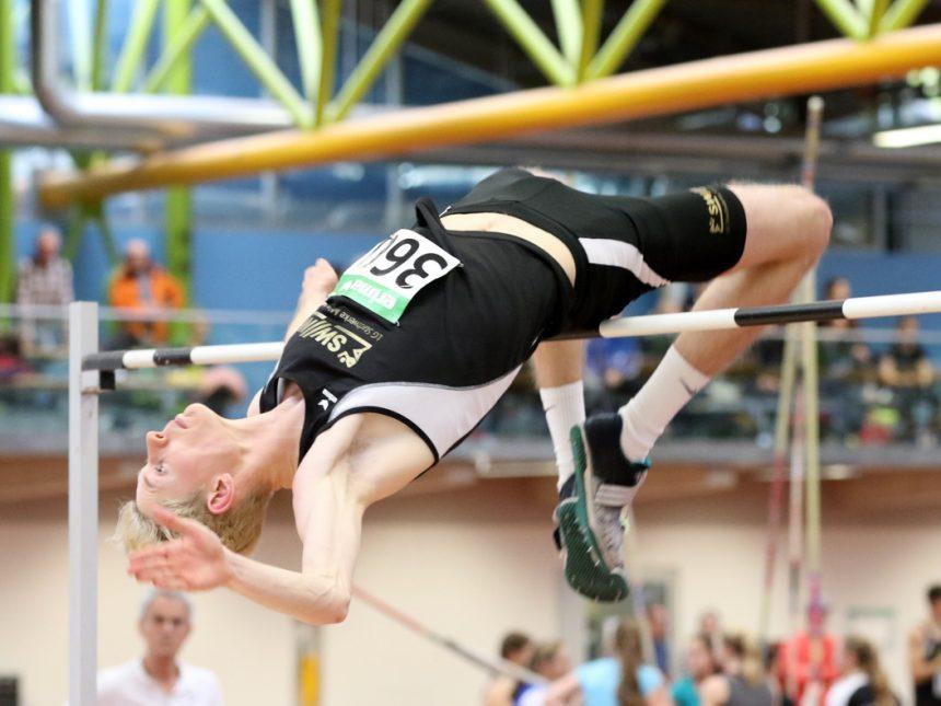 Munich Indoor: Jahresbestleistung, Flugshows und ein Weltrekord