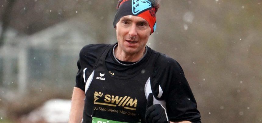 Hillebrand starker Zweiter zum Auftakt der Münchner Winterlaufserie