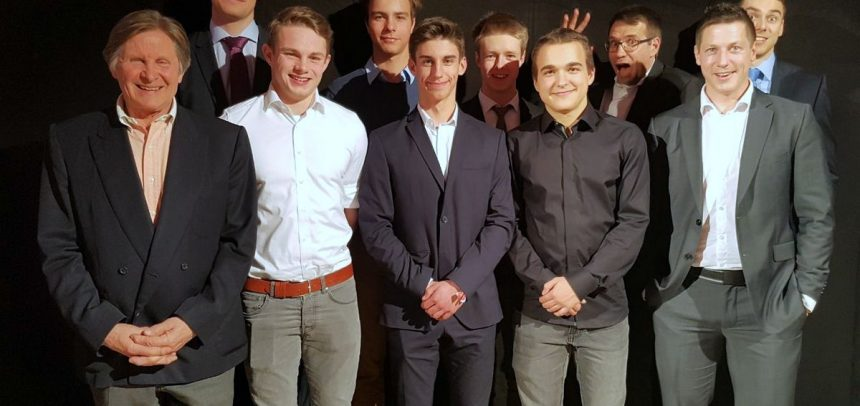 Landeshauptstadt München ehrt erfolgreiche Leichtathleten
