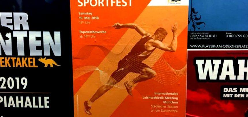 Leichtathletik satt beim Ludwig-Jall-Sportfest am Samstag