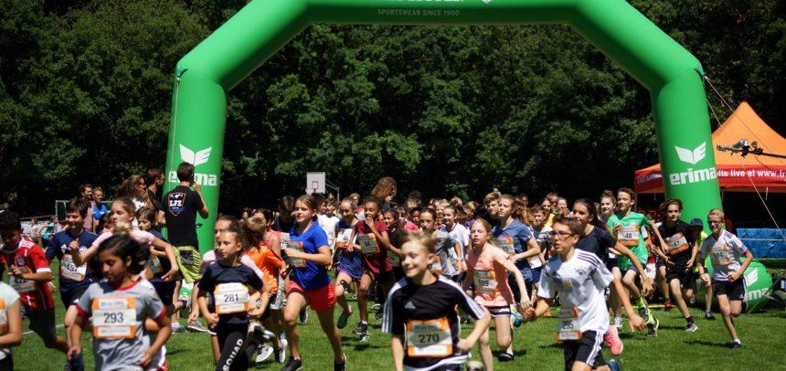 XCROSS Hindernislauf begeistert erneut hunderte Münchner Schüler
