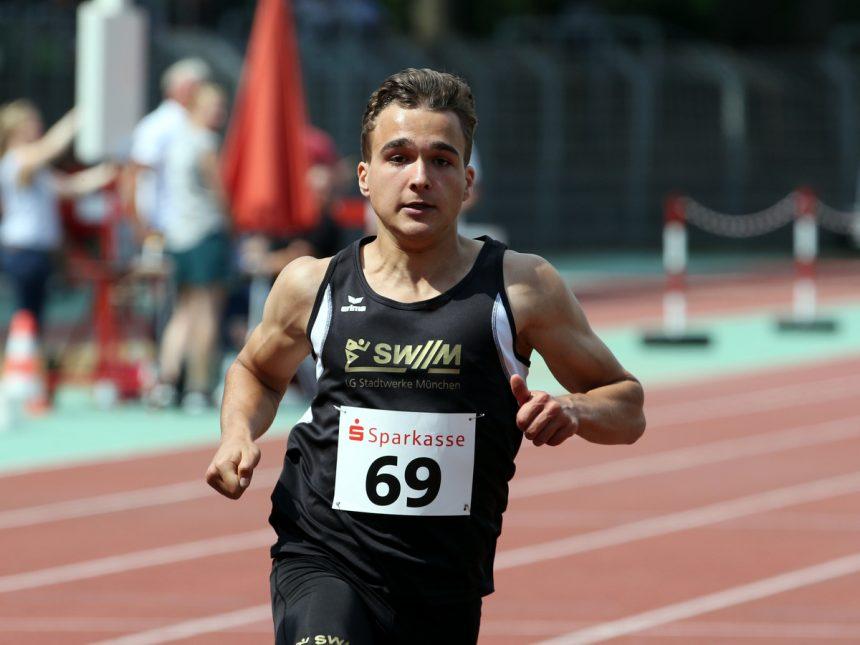 Fabian Olbert für U18-Europameisterschaften nominiert
