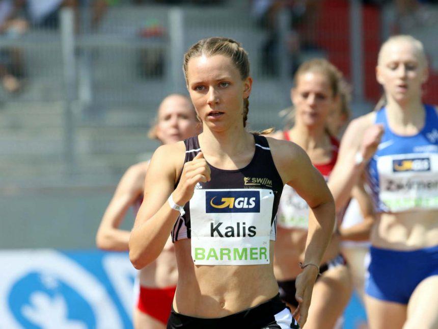 Zahlreiche Leistungsträger der LG SWM vor Start bei Deutscher U23-Meisterschaft