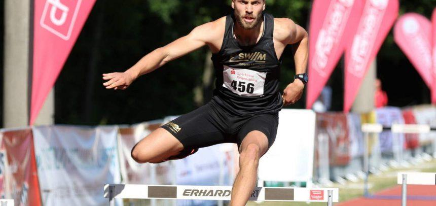Giehl muss Teilnahme am Athletic World Cup verletzungsbedingt absagen