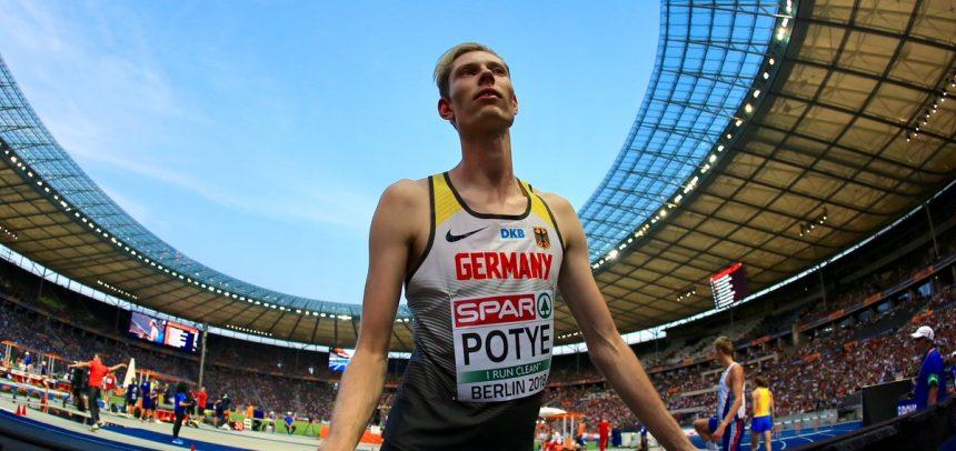 Hochspringer Potye bleibt trotz guter Leistung in Qualifikation hängen