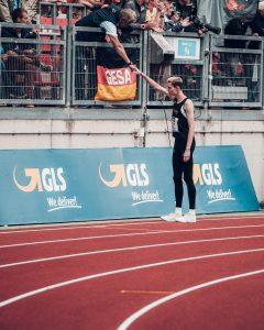 Tobias Potye von der LG Stadtwerke München