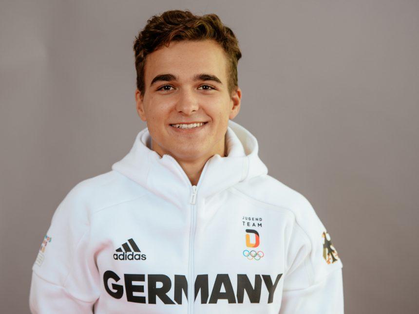 Olbert sprintet bei Olympischen Jugendspielen auf Rang sechs