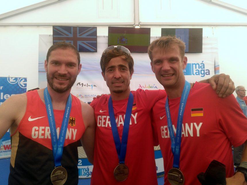 Brünnert gewinnt WM-Silber mit der Halbmarathon-Mannschaft