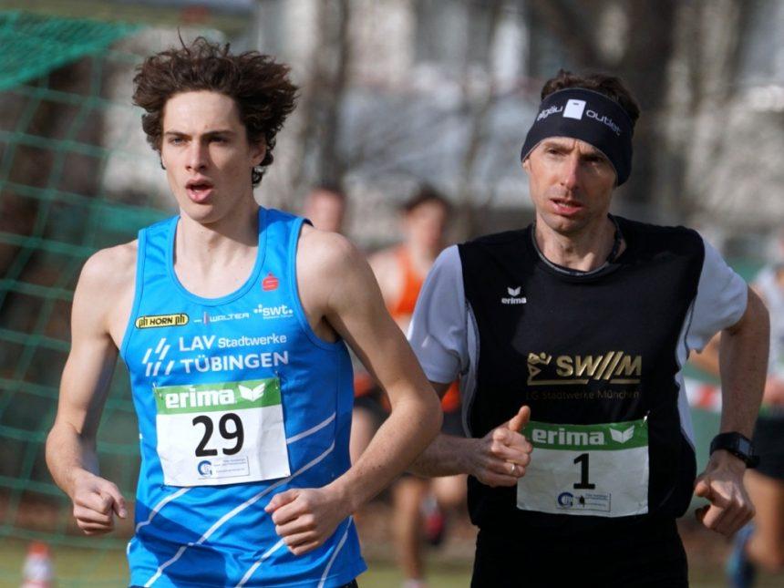 Kleiner und Hillebrand gewinnen Oberbayerische Crosslaufmeisterschaft