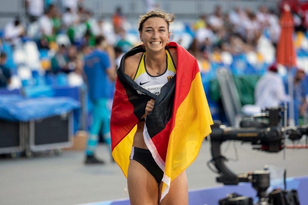 Christina Hering von LG Stadtwerke München
