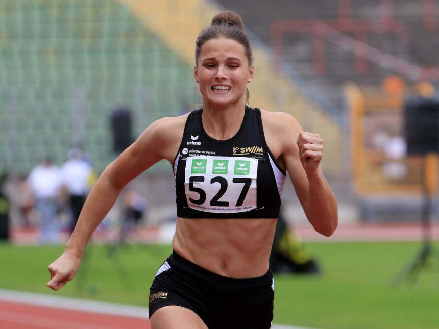 Vier Münchnerinnen mit Top-Ten-Platzierungen in DLV-Jahresbestenliste der U20