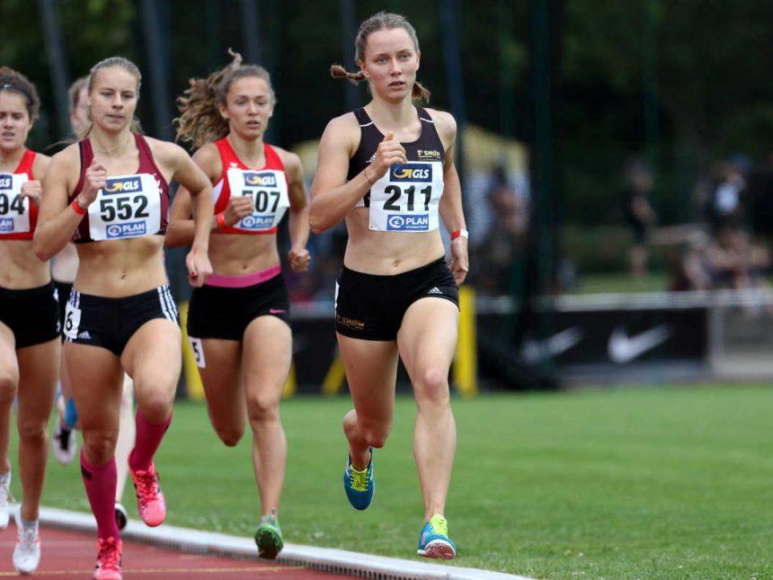 Münchnerinnen erreichen ein Dutzend Einträge in U23-Jahresbestenliste
