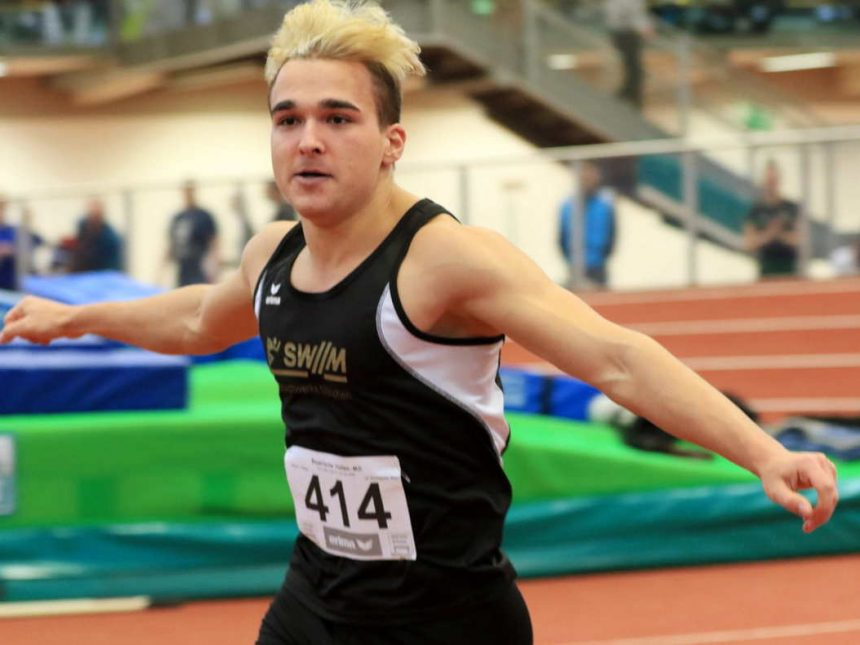 LG-SWM-Nachwuchs gewinnt 18 Hallentitel in München – Olbert verbessert 60-Meter-Rekord