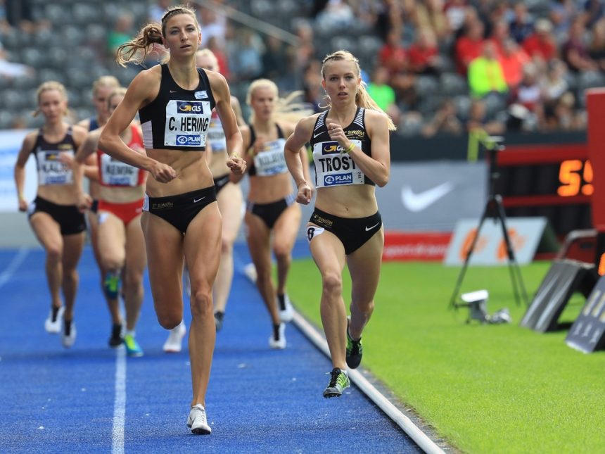 Hering und Trost vor Diamond-League-Premieren in Stockholm