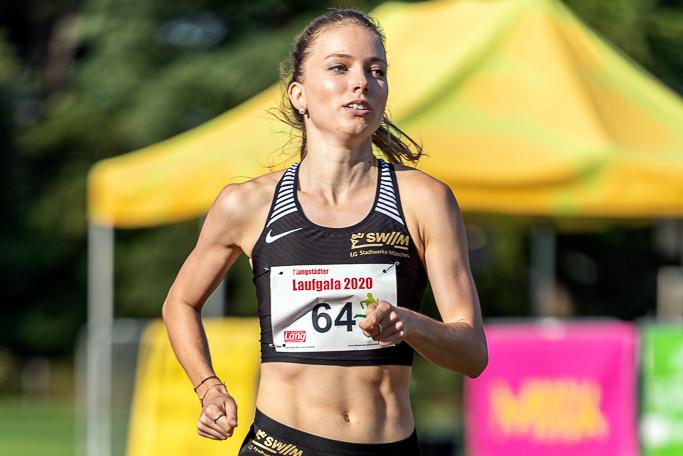 Katharina Trost erobert Platz eins der Weltjahresbestenliste