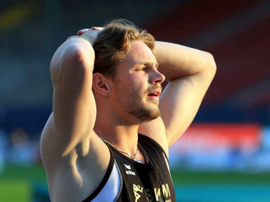 DM Tag 1: Bichler schrammt an Bronze vorbei, Wolf sprintet ins Finale