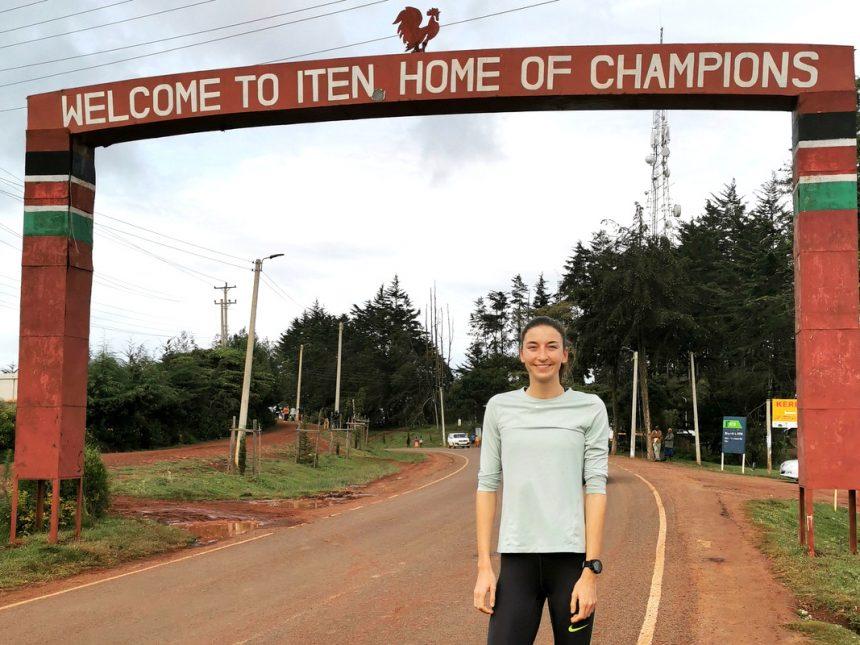 Christina Hering feilt in Kenia an der Form für die Olympia-Saison