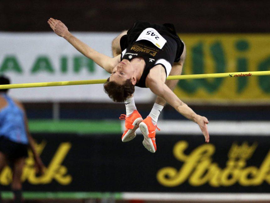 Tobias Potye gewinnt in Wien – auch an Höhe