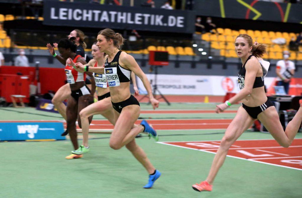 Amelie-Sophie Lederer von der LG Stadtwerke München