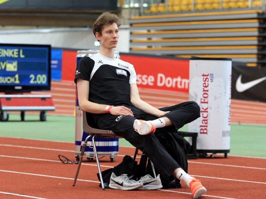 Tobias Potye nach Hallen-EM positiv auf das Coronavirus getestet