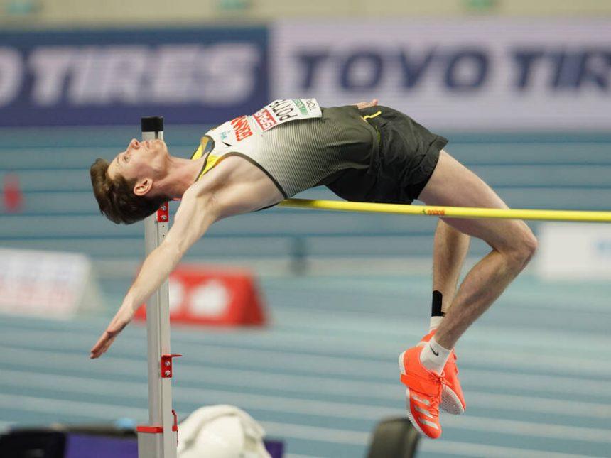 Hallen-EM Tag 4: Ein Fehlversuch trennt Tobias Potye von einer Medaille – 60-Meter-Finale ohne Amelie-Sophie Lederer