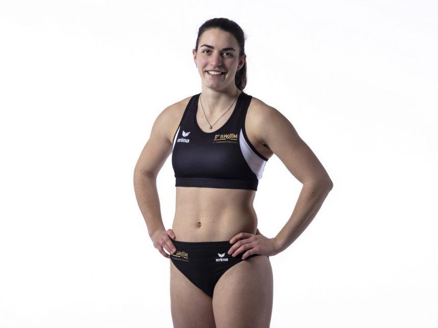Johanna Siebler mit erstem Siebenkampf für die LG SWM