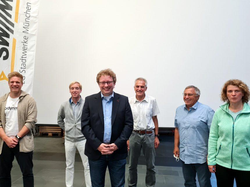 Vorstand der LG Stadtwerke München neu gewählt: Jochen Schweitzer ist neuer Präsident