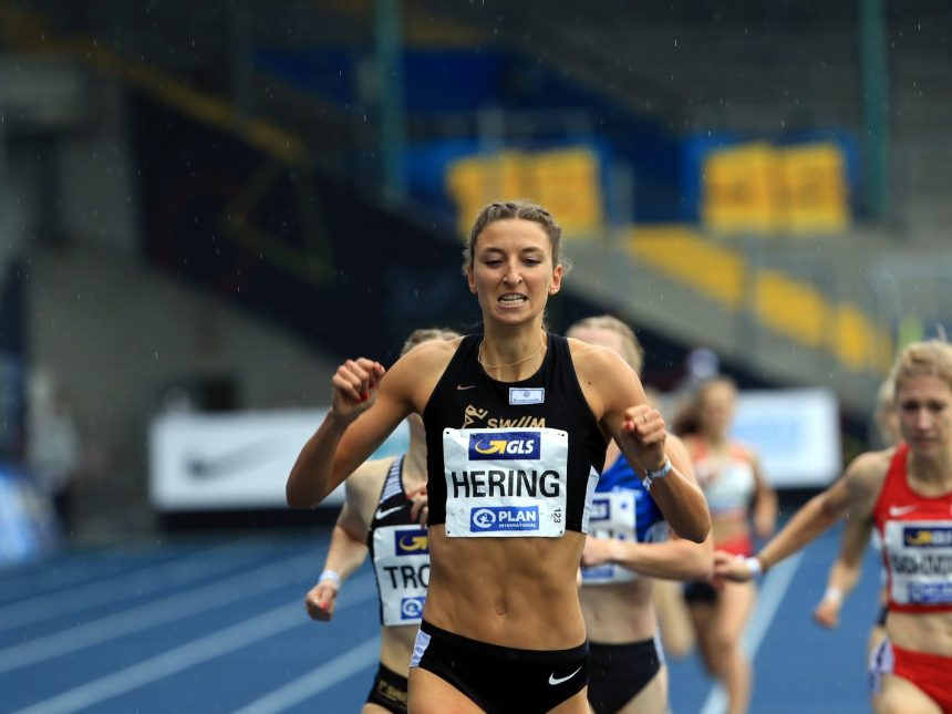 Christina Hering gewinnt in Bern gegen starke Konkurrenz