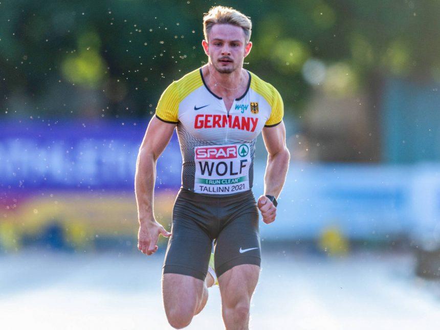 Yannick Wolf gewinnt mit DLV-Staffel Gold in Europarekordzeit – eine Hundertstel fehlt zur Einzelmedaille